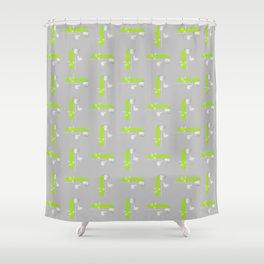 STRAIGHT Y42 Shower Curtain