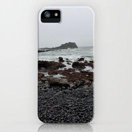 Gray Getaway iPhone Case