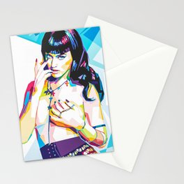 Katy Music Perry Stationery Cards