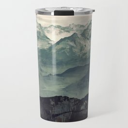 Mountain Fog Travel Mug