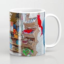 Edinburgh Cothing Shop Coffee Mug