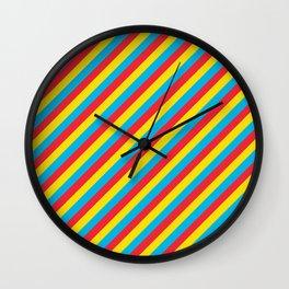 Carnival Royale Wall Clock