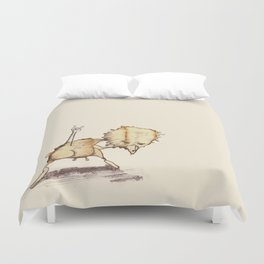 #coffeemonsters 503 Duvet Cover