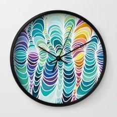 Rhythms of the Islands Wall Clock