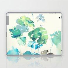 Tropical Leaves Collab. Dylan Silva Laptop & iPad Skin
