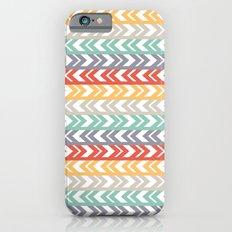 Summer Chevron  iPhone 6s Slim Case