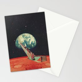 Time to go Home Stationery Cards
