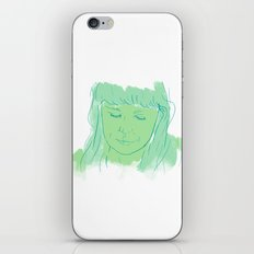 Alessi's Ark, another portrait I made, for purchasing here iPhone & iPod Skin