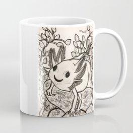 Awesome Axolotl Coffee Mug