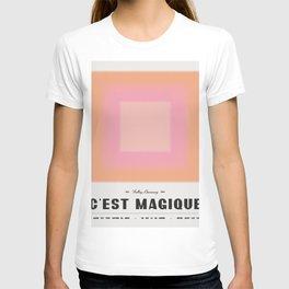 C'est Magique - Pink T-shirt