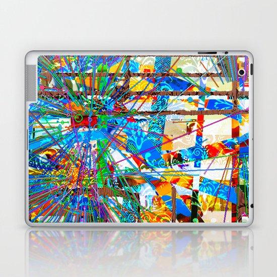 Fimbis (Goldberg Variations #23) Laptop & iPad Skin