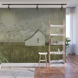 The Seed Dealer Wall Mural