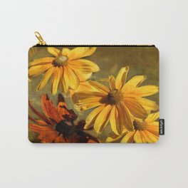 Sunshine in my Garden Two Carry-All Pouch