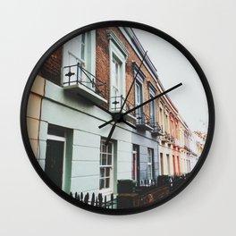 Gloomy Day In Camden Wall Clock