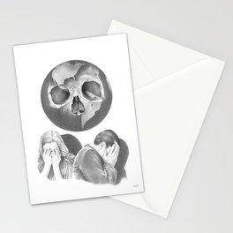 Magazine Illustration Stationery Cards