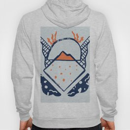 Abstract and lovely design Hoody