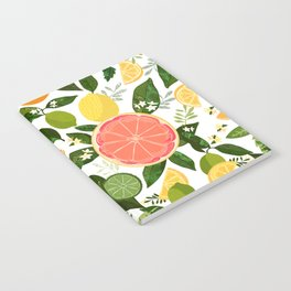 Punch Bowl Pattern Notebook