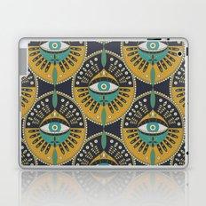 Tribal Evil Eye Pattern Laptop & iPad Skin