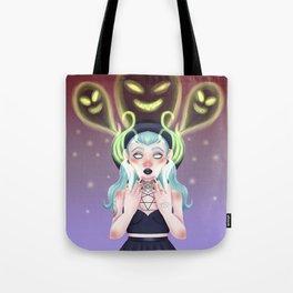 The Necromancer Tote Bag