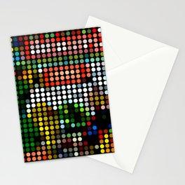 Comic III Stationery Cards