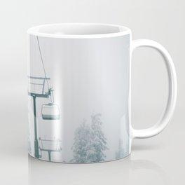 Ski Lift II Coffee Mug