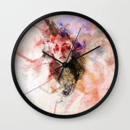 Together We Killed The Colony Wall Clock