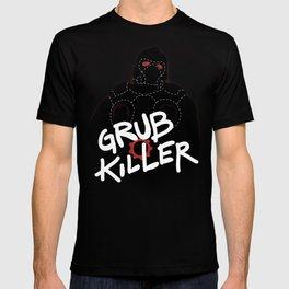 Grub Killer (Red) T-shirt