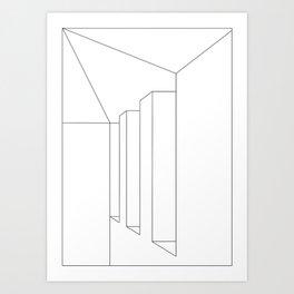 Tila#2 Art Print