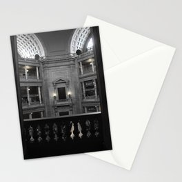 Beauty in a Building Stationery Cards