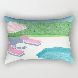CORAL LANE Rectangular Pillow