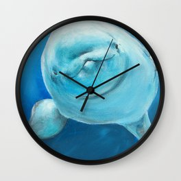 Beluga Wall Clock