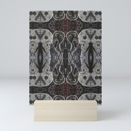 Ghosts Emerging Mini Art Print