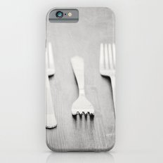There's a fork in the road, but you never take it, always go the same way home... Slim Case iPhone 6s