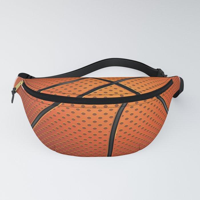 Basketball Ball Fanny Pack