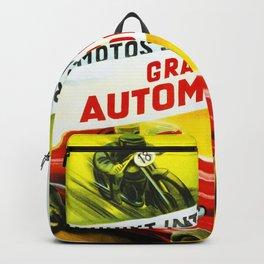 Lausanne Grand Prix 1949 Backpack