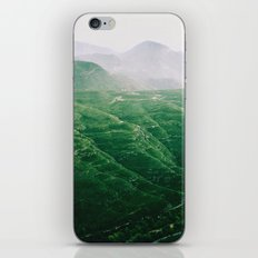 Montes iPhone & iPod Skin