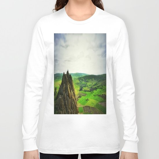 plateau Long Sleeve T-shirt