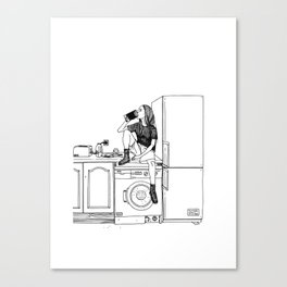 Juice Canvas Print