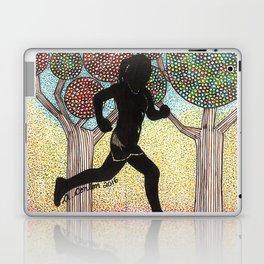 Autumn Run Laptop & iPad Skin