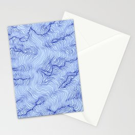 Pure Glacier Stationery Cards