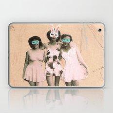 Imaginary Friends- Playmates Laptop & iPad Skin