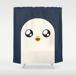 Gunter, The Penguin Shower Curtain
