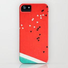 Composition №M2 iPhone Case