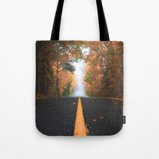 Road sweet road Tote Bag