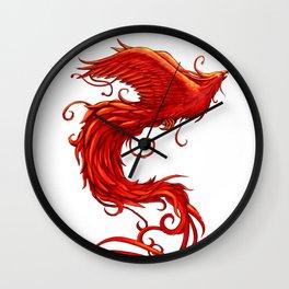 Phoenix Design2 Wall Clock