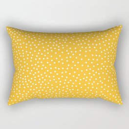 YELLOW DOTS Rectangular Pillow