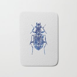 Blue Beetle II Bath Mat