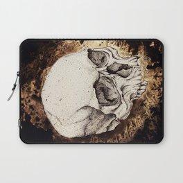 Skull Study No.6 (aka - Barrie) Laptop Sleeve