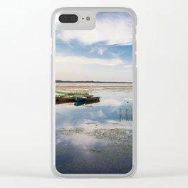 Magic Haapslau Clear iPhone Case