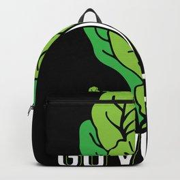 Go Vegan Backpack